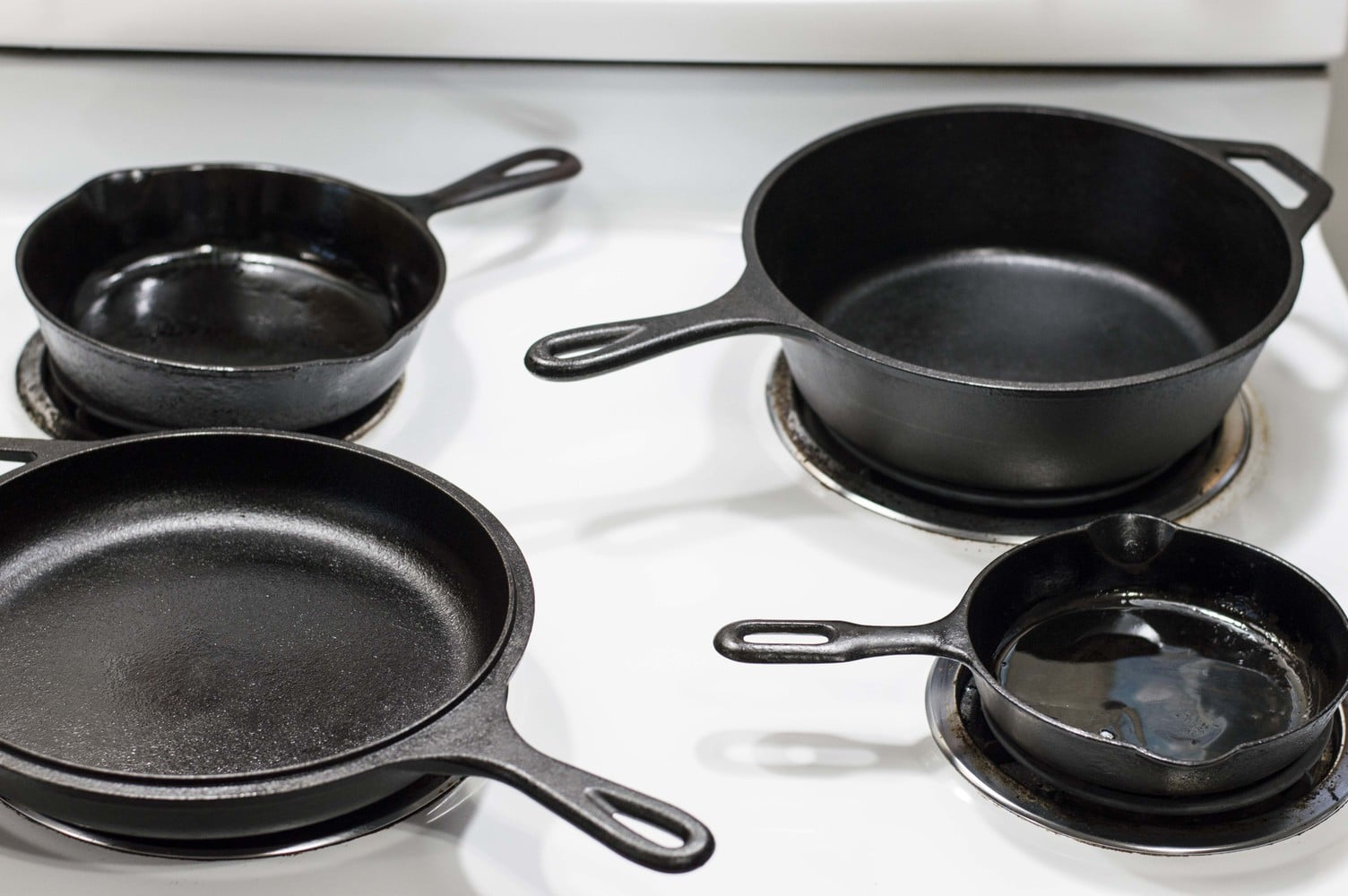 my cast iron collection