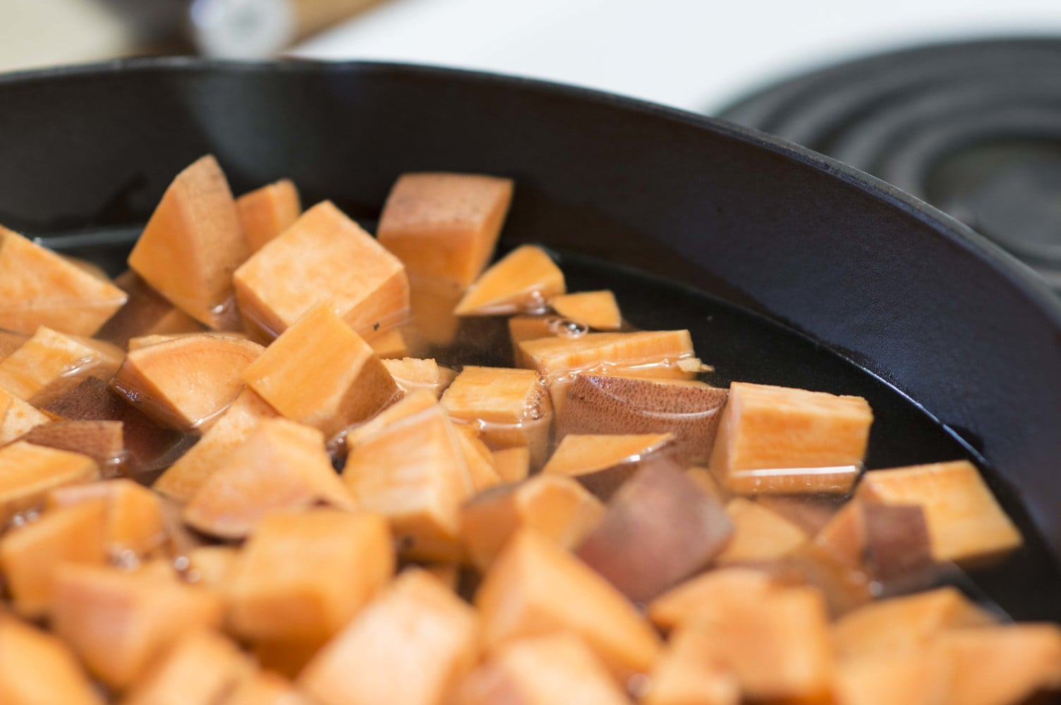 Sweet Potato Hash - Cleaver Cooking