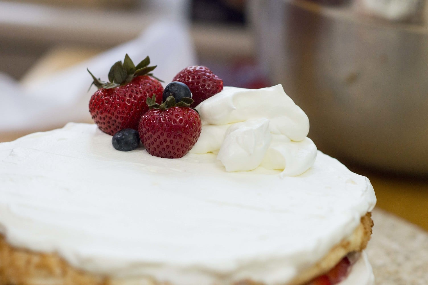 Substitution For Cream Of Tartar In Angel Food Cake